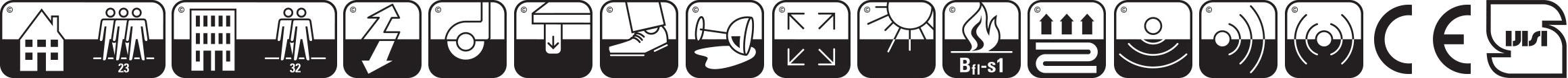 Arta Luxury Vinyl Plank LVP Certificates