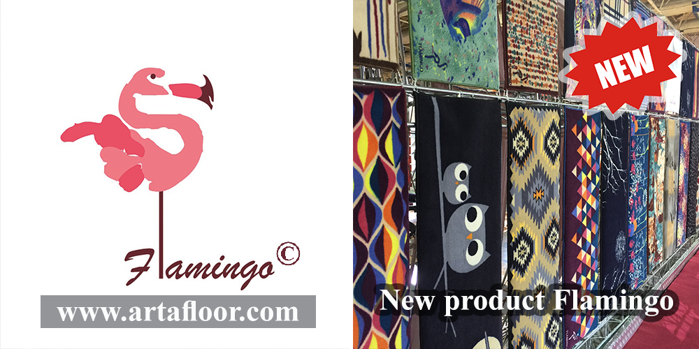 Arta Flamingo Carpet