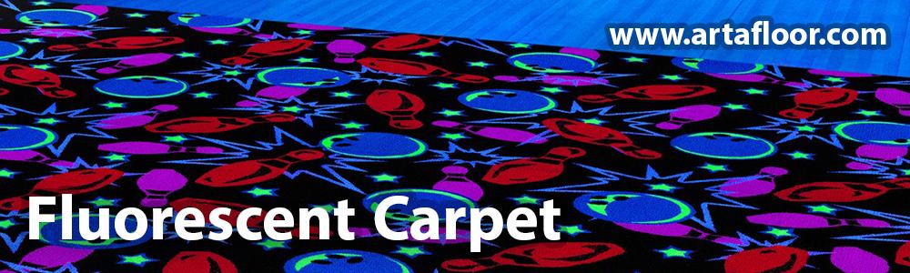 Arta Fluorescent Carpet