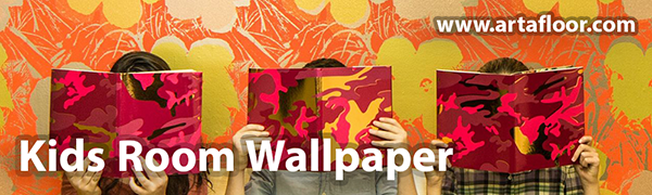 Arta Kids Room Wallpaper