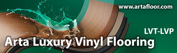 Arta Vinyl Plank Flooring LVP