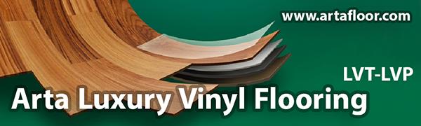 Arta Vinyl Tile Flooring LVT