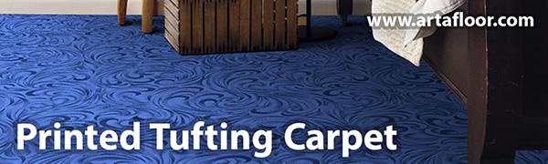 Arta Printed Tufting Carpet